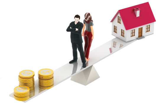 Division of Assets in a Divorce